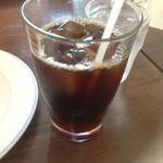 cafe パティオ - アイスコーヒー