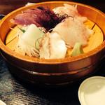 磯料理 海山 - 刺身
