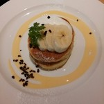 トマティーヨバーガーズ - チーズパンケーキプレーン 480円