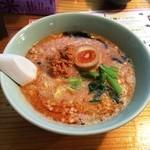 有吉商店 - 坦々麺(740円)