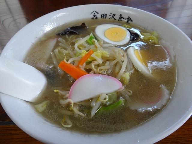 田沢食堂 - 一番オキニの五目中華480円になりました