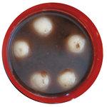 喫茶フェリーチェ - 白玉ぜんざい 北海道産の大豆を使用しております