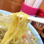 三祐 - 中華麺