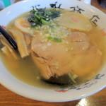 ラーメンの王道 北浜商店 - 特選函館塩