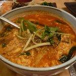 焼肉処 くらちゃん - テグタンスープ