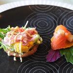 西洋料理 萬吉 - 料理写真:オードブル
