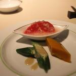 中国飯店 富麗華 - 精進前菜盛り合わせ