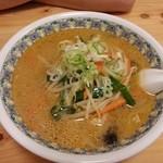 麺亭コバ - みそラーメン