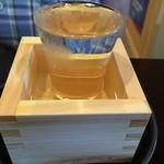 あじめん浦和店 - 日本酒
