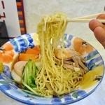 28253488 - 再訪:冷やし中華の麺具合