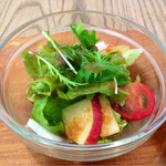ジャーナルカフェ - 生野菜サラダ