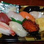 棒二森屋鮮魚部 - 握り寿司