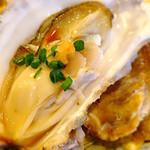 月乃家寿司 - 三陸産生牡蠣