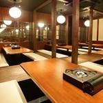 木村屋本店 - 料理写真:大人数宴会席