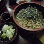 草笛 - ざる蕎麦