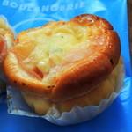 28258177 - 2014年6月15日(日) ハムロール(ハム・チーズ・ポテトサラダ)175円