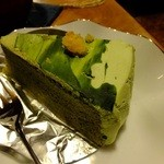 エミール・パコ - ケーキセット:750円