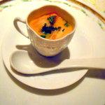 2826300 - 海老とサツマイモの小さなスープ