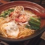 アジアン麺 - Jun, 2014  ホッケンミー