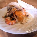 サイゴンマジェスティック - 海老サラダ