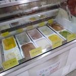 道の駅 たきかわ - アイスクリームケース