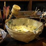 酒肴柚 - マカロニサラダやおでん