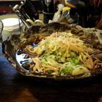 酒肴柚 - 茄子の煮浸し