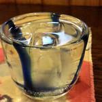 酒肴柚 - 三岳ロック