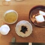 茶房 - おしるこ