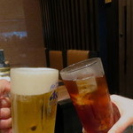 じろー - 乾杯〜♪