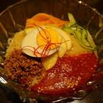 じろー - ビビン麺