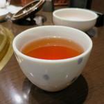 じろー - 食後のお茶