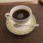 cafe向日葵 - マンデリン 400円