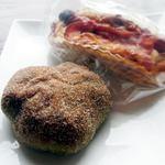 パン ド ミック - 揚げパン&ウィンナー&チーズ