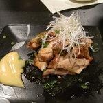達屋 - 鶏の照り焼き 味噌マヨだれ