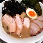 ラーメン オギカワ - 魚豚Wスープ