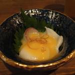 28288327 - お通し1・生タコ酢味噌
