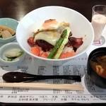 28288363 - 桜ロコモコ