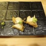 銀座鮨おじま - ツブ貝