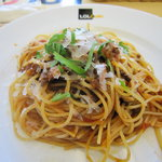 LOLO Cafe - 牛肉とマッシュルームのボロネーゼ