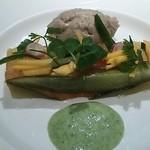 セレスティ - 鮎と農家直送野菜のサラダ仕立て 相方