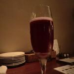サンドグラスカフェ - スパークリング(赤)