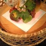 Kissui - 前菜 3月のコース