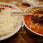 陳麻家 - 陳麻飯&坦々麺セット