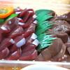 きづか - 料理写真:砂ずりとレバー刺し。