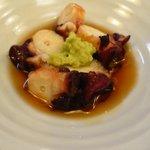徳多和良 - タコの赤煮