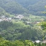 慈久庵 - テラスから見た景色