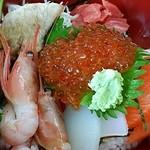 蓮花 - 海鮮丼