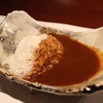 肉割烹 華家 新栄 - 自家製ビーフカレー