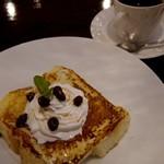 コーヒーハウス カナデ - フレンチトースト